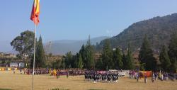 110th National Day Celebration at Punakha